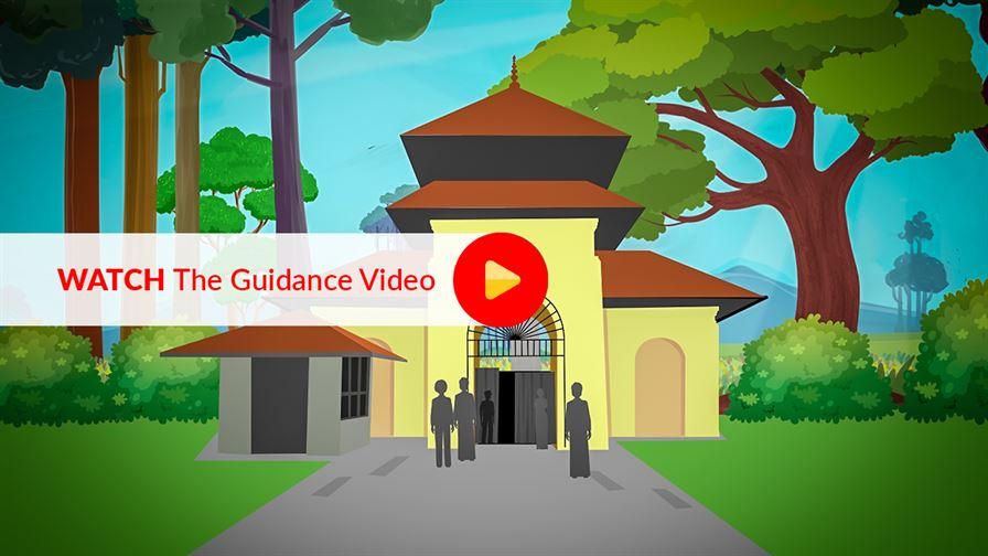 tourist Guidance video